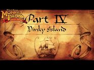 Monkey Island 2 Special Edition- LeChuck's Revenge - PART 4- DINKY ISLAND