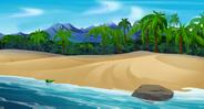 Monkey Island - Beach 2