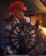 Captain-dread