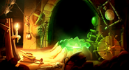 LeChuck's Fortress - Torture Room
