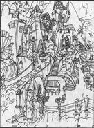 Bill tiller - PP sketch