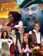 Secret of monkey island movie poster