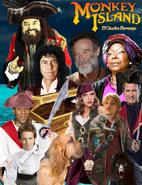 Monkey island lechucks revenge movie poster