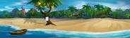 Monkey Island - Beach