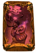 Cartes The Curse