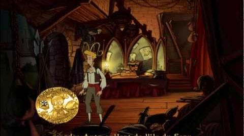 Let's Play the Curse of Monkey Island FR (Episode 2)