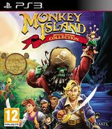 Monkey Island ps3 special edition