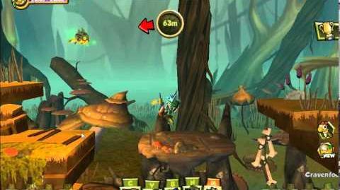 Monkey Quest Whispering Spirits Walkthrough