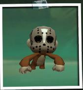 Demented Mask Monkey