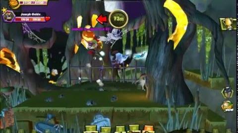 Monkey Quest Spooky Special Halloween Fight!!!!