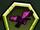 Purple Hula Ribbon