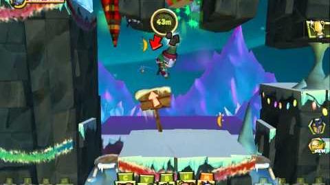 Monkey Quest- 2012 Winter Wonder Maze
