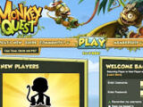 The Monkey Quest Website