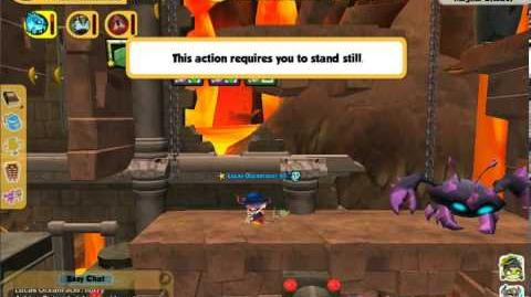 Monkey Quest Magma Citadel Walkthrough Part 2-0