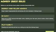 Rules Screen