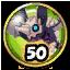 Medal Combat Bathog Crusher