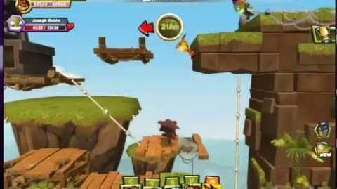 Monkey Quest Blimp Ridge Crossroads Walkthrough