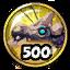 Something Dragon Medal Combat