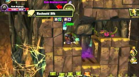 Monkey Quest Spider Cave Walkthrough