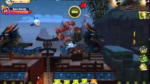 Monkey Quest Chim Foo-Chim Foo Rooftops Walkthrough