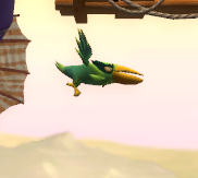 Small Bomber Bird 01