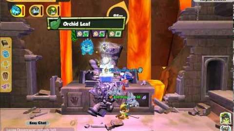 Monkey Quest Magma Citadel Walkthrough Part 1