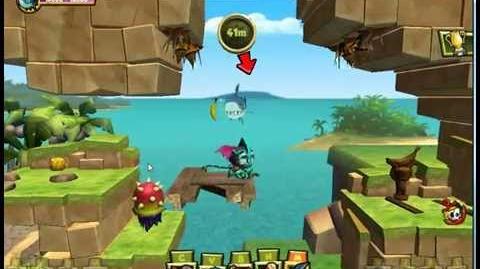 Monkey Quest Anchor Falls walkthrough