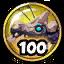 Medal Combat Dragon Vanquisher