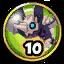 Medal Combat Bathog Defeater