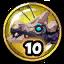 Medal Combat Dragon Defeater