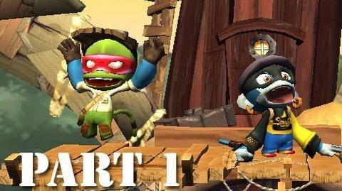 Let's Play Monkey Quest part 1 - Troy Primalraven!