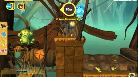 Monkey Quest Driftwood Village Walkthrough
