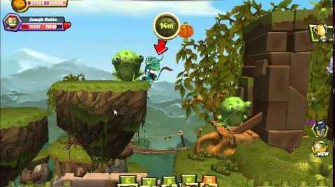 Monkey Quest Floating Isles Crossroads Walkthrough