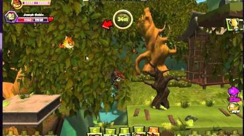 Monkey Quest Crossroads- Soggy Creek Walkthrough