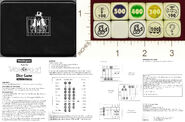 MINT20 WADDINGTONS MONOPOLY DICE GAME 01