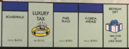 Monopoly mega dark blue