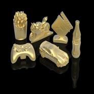 Golden empire tokens