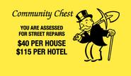 Community Chest YAAFSR