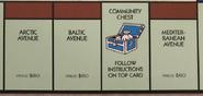 Monopoly mega brown