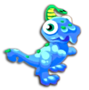 Medusasaur Juvenile