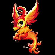 Firestorm Bird Epic