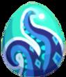 Sapphire Kraken Egg