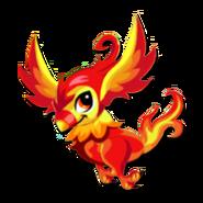 Firestorm Bird Adult