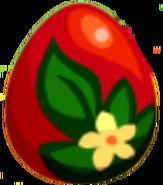 Leaf lion egg