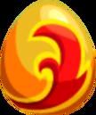 Firestorm Bird Egg