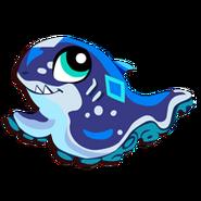 Sapphire Kraken Baby