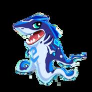 Sapphire Kraken Adult