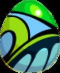Forest Scarab Egg