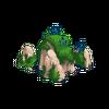 Large Mossrock