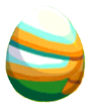 Shraptor Egg